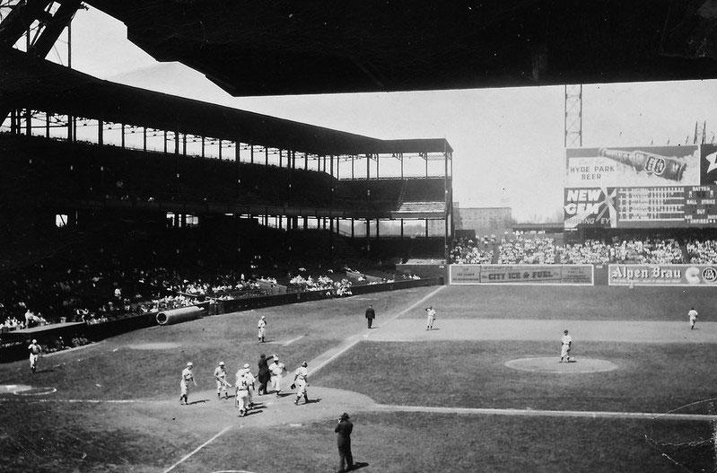 Sportsman's Park, St. Louis MO April 30, 1947